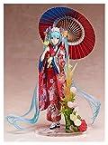 XIAOGING Más Fuerte Vocaloid Hatsune Miku, Miku Ropa de Colores, Kimono Yukata Figura
