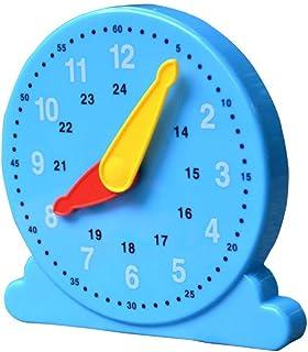 ساعة تعليمية تعليمية تعليمية تعليمية علمية مبكرة لعبة ذكاء للأطفال الصغار من كونيشن.