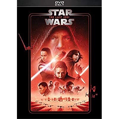 the last jedi dvd