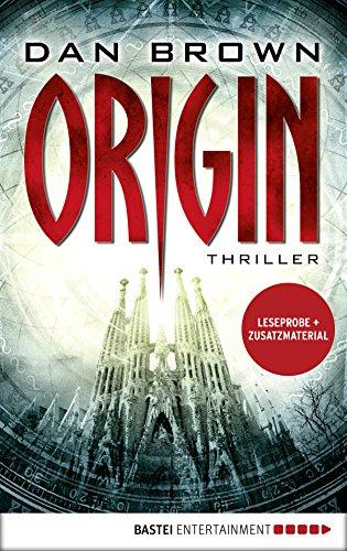 Leseprobe: Origin (German Edition) eBook: Brown, Dan: Amazon.es ...