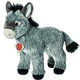 Hermann Teddy Collection 902423 - Plüsch-Esel stehend, 30 cm