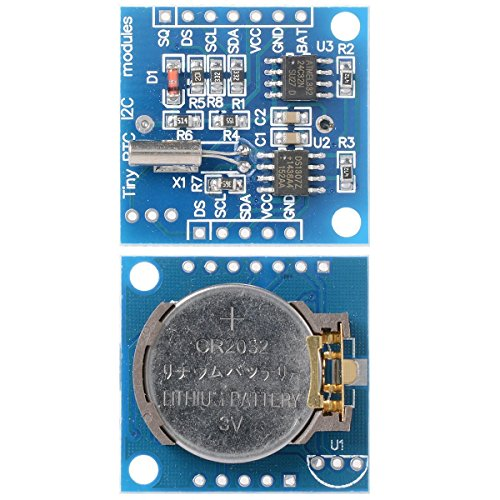 Amazon.de - RTC (Real Time Clock) Module DS1307 for Arduino