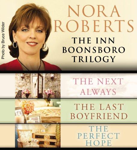 Nora Roberts  Inn Boonsboro Trilogy (The Inn Boonsboro Trilogy)