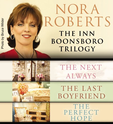 Nora Roberts' Inn Boonsboro Trilogy (The Inn Boonsboro Trilogy)