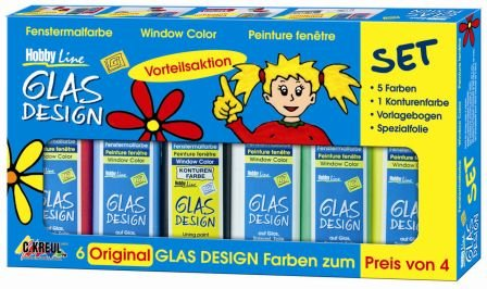 C.KREUL Window Color Hobby Line