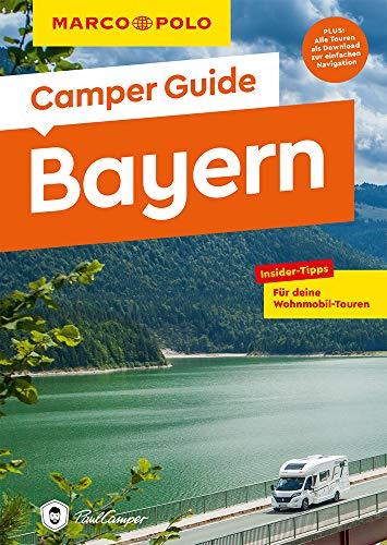 MARCO POLO Camper Guide Bayern: Insider-Tipps für deine Wohnmobil-Touren.