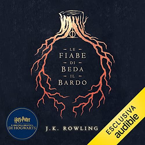 Le fiabe di Beda il Bardo [Tales of Beedle the Bard] cover art