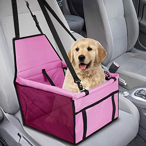 seggiolino per cani da auto Seggiolino Auto per Cane Animali Piccola/Media