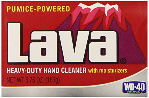 lava Heavy Duty Hand Cleaner with moisturizers, (6 Pack of 5.75 oz)