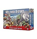 Games Workshop Blood Bowl Second Season Edition Warhammer Fantasy Fútbol