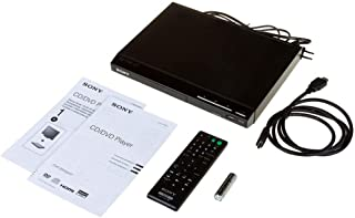 Sony HDMI DVD Player Model- DVP-SR760HP