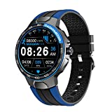 Smart Watch, Fitness Tracker with Blood Pressure Monitor Blood Oxygen Meter Heart Rate Monitor, IP68 Waterproof Smartwatch with Sleep Monitor, 24 Sports Modes Compatible for iPhone Android Phones