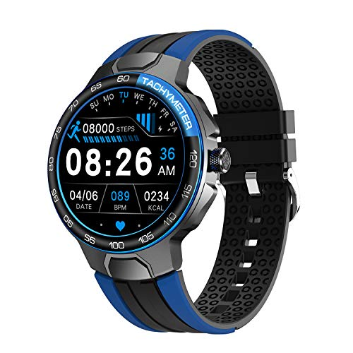 Smart Watch, Fitness Tracker with Blood Pressure Monitor Blood Oxygen...