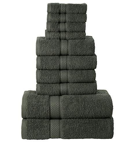Todd Linens 10-Piece Bath Towels...