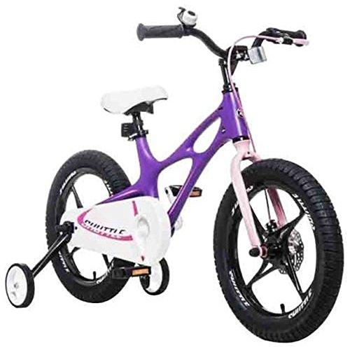 Bicyclehx Bici del Bambino della Bicicletta dei Bambini Professionali della Lega del magnesio di Alta qualità in Bicicletta di qualità di Sicurezza di 14/16/18 Pollici per la Ragazza del Ragazzo