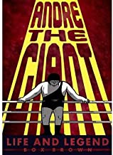 Box Brown Andre the Giant (Paperback) - Common