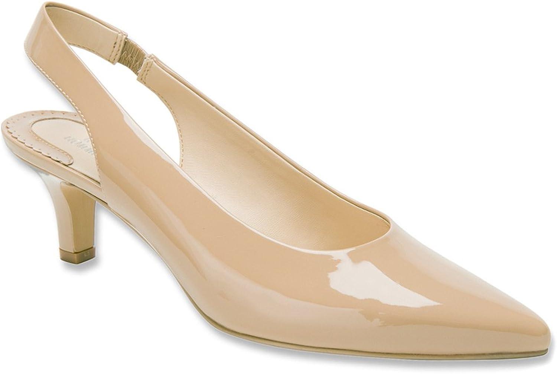 Ros Hommerson Women's Kaitlin Black Nappa heels 6 M