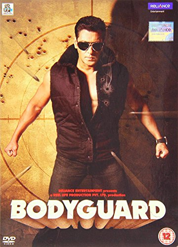 Bodyguard. Bollywood Film mit Salman Khan und Kareena Kapoor. Sprache: Hindi, Untertitel: Englisch. Weder deutsche Synchronisation noch Untertiteln. [DVD][UK IMPORT]