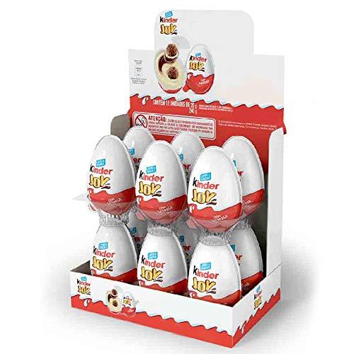Chocolate Kinder Ovo Joy C/12un Ferrero