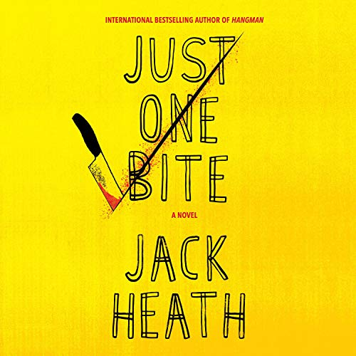 Just One Bite audiobook cover art