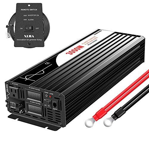 Xijia 3000W Pure Sine Wave Inverter