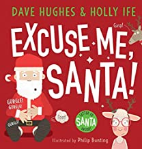 Excuse Me Santa with Letter to Santa
