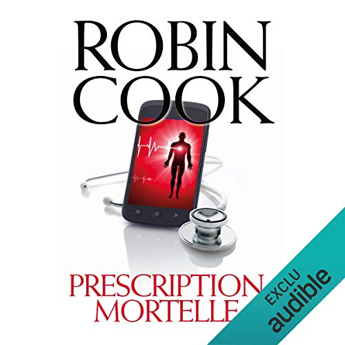 Prescription mortelle audiobook cover art