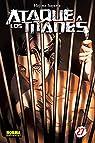 Ataque A Los Titanes 27 par Hajime Isayama