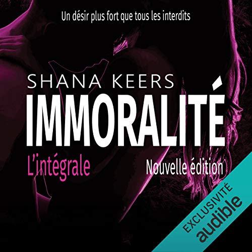 Couverture de Immoralité