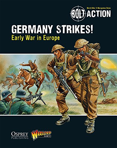 Bolt Action: Germany Strikes!: Early War in Europe: 12