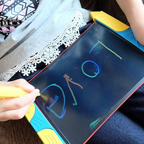 Fighrh Tableta de Escritura LCD con Bloqueo de Memoria Tableta de Escritura Colorida Tablero de Escritura electrónica Tablero de Dibujo Digital Tableta de Dibujo gráfico LCD