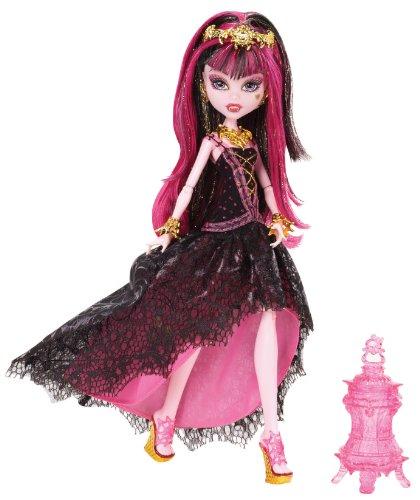 Mattel Monster High Y7703 - 13 Wünsche Party Draculaura, Puppe