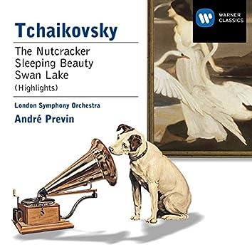 Tchaikovsky: The Nutcracker, Sleeping Beauty & Swan Lake (Highlights)