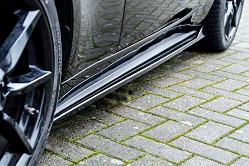 Performance Side skirts addons/Blades/diffusers/sill covers For MX-5 ND/RF 2015+ v3