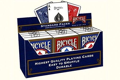 Cartouche BICYCLE (12 Bleus)