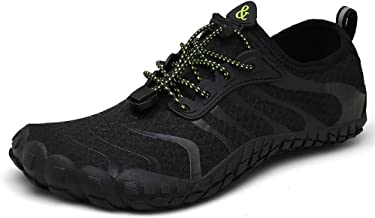 UBFEN Zapatos de Agua Hombre Mujer Zapatillas Snorkel Bucear Surf Deportes Acuáticos Escarpines Vela Mar Río Aqua Calzado Piscina Playa Yoga Transpirable de Secado Rápido