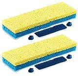 Quickie Sponge Mop Refill Type S [Set of 2] Sponge...