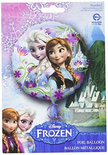 Ballon Reine des NEIGES Anna
