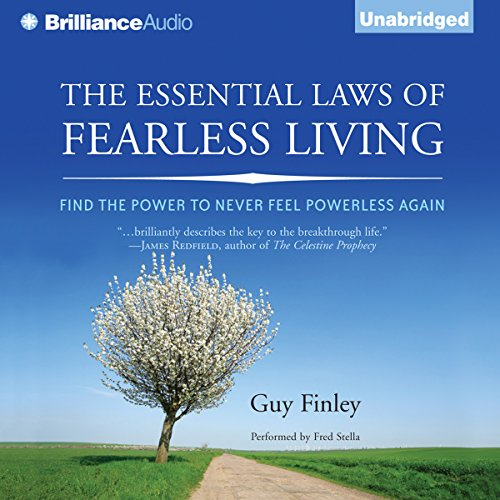 The Essential Laws of Fearless Living audiobook cover art