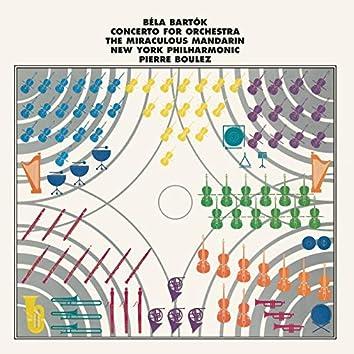 Bartók: Concerto for Orchestra/The Miraculous Mandarin
