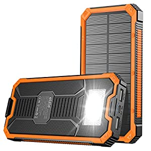 Elzle YD-888 Solar Charger