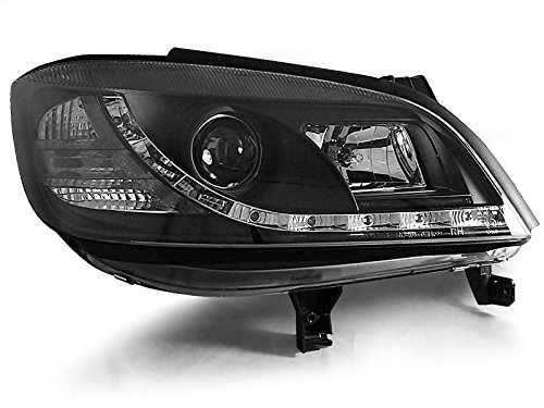 1 paar koplampen – Zafira 99-05 Daylight LED zwart (P42)