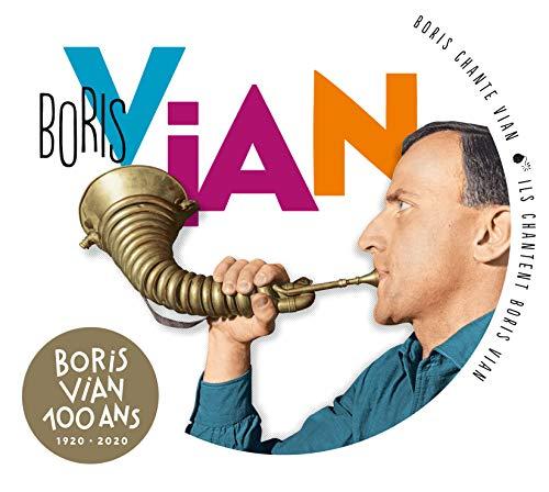 Boris Vian 100ème Anniversaire