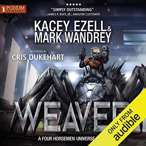 Weaver cover art
