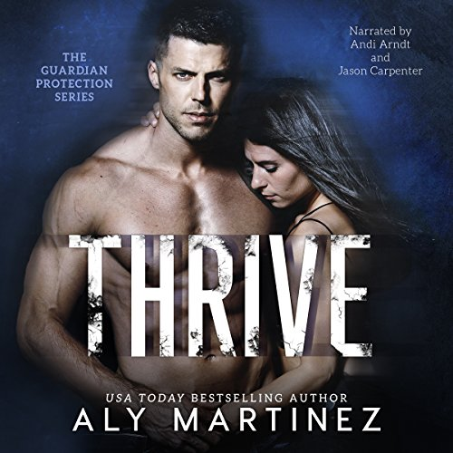 Thrive cover art