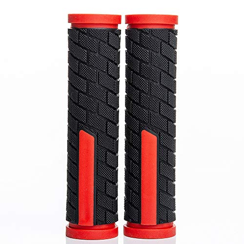 Custom Bicycle Handlebar Grip Soft New Spur Single Ring Grips
