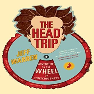 The Head Trip audiobook cover art