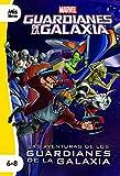 Las aventuras de los Guardianes de la Galaxia: Narrativa (Mislibros)