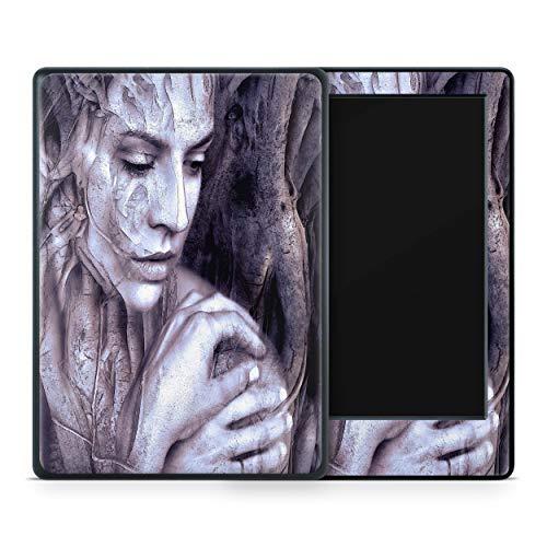 Skins4u Amazon Kindle Paperwhite 2018 Skin Aufkleber Design Schutzfolie Face Tree