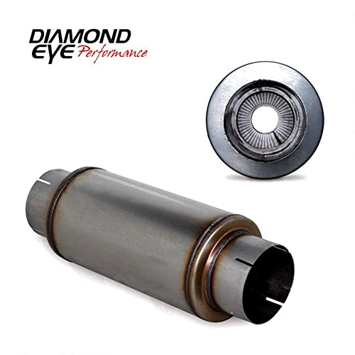 Diamond Eye 560020 Muffler